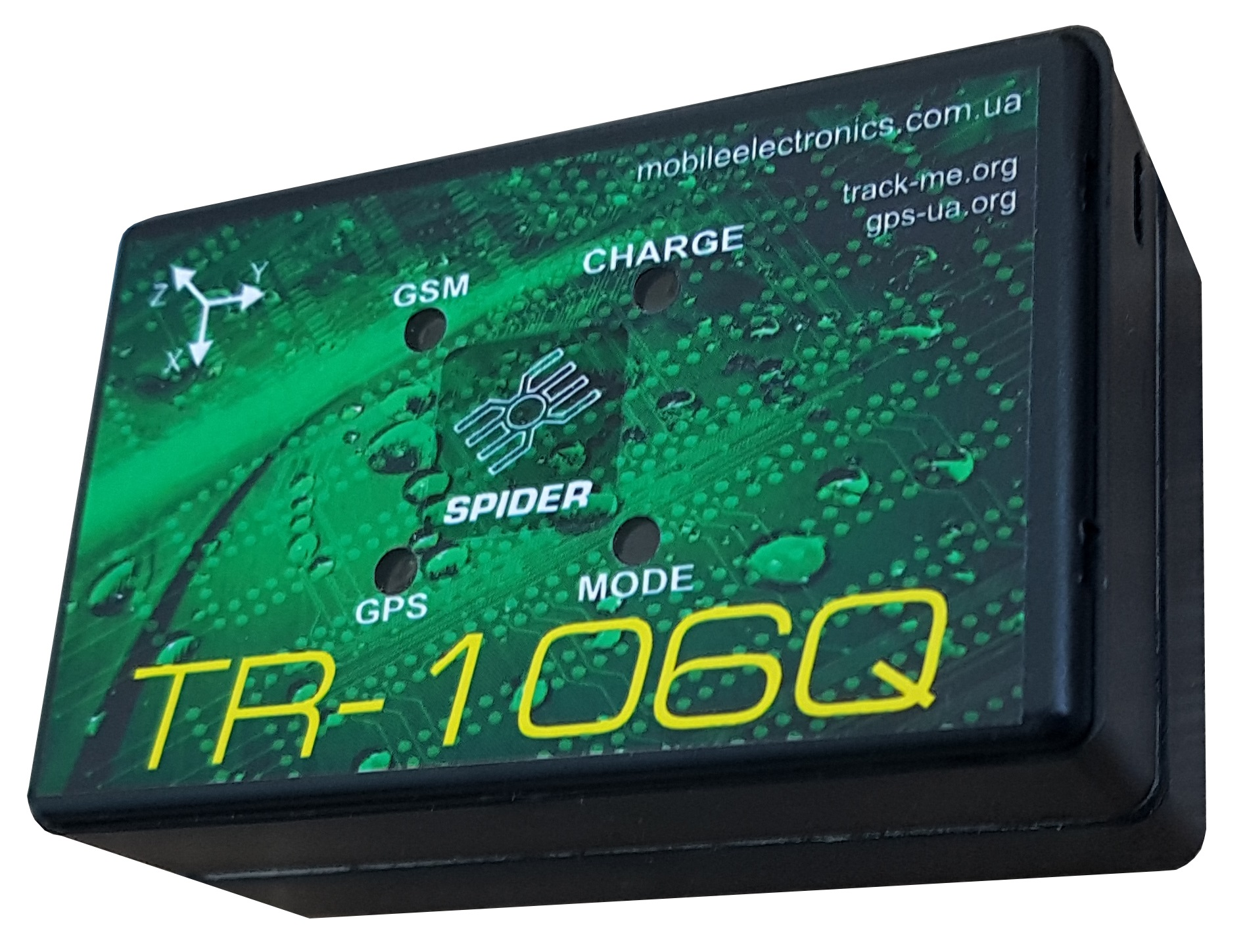 GPS-tracker SPIDER ® TR-106Q